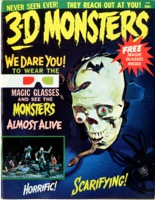 3-d Monsters - Primary