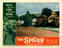 The Spider   1958  - Primary