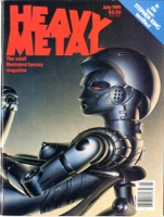 Heavy Metal Vol 5 - Primary