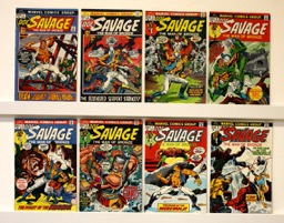 Doc Savage      Lot Of 8 Books - Primary