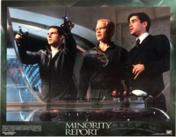 Minority Report - Primary