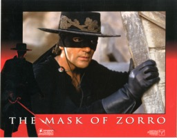 The Mask Of Zorro - Primary