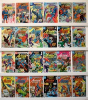 Action Comics   Lot Of 33 Books - Primary