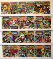 Spectacular Spider-man   Lot Of 31 Books - Primary