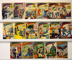 Superman                Lot Of 17 Comics - Primary