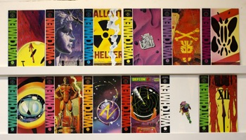 Watchmen     Lot Of 12 Books - Primary