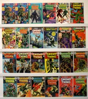 Swamp Thing      Lot Of 24 Comics - Primary