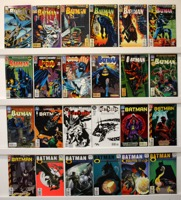 Batman    Lot Of 24 Books - Primary