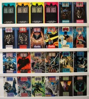 Batman: Legends Of The Dark Knight  Lot Of 42 Books - Primary