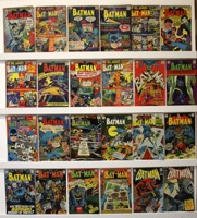 Batman    Lot Of 44 Books - Primary