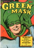 Green Mask Vol 2 - Primary