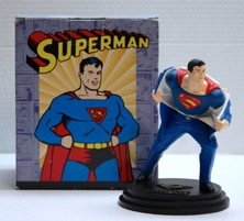 Superman/ Clark Kent Statue - Primary