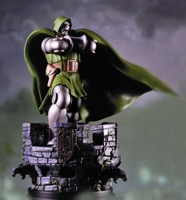Bowen Designs Doctor Doom Limited Editionpainted Statue - Primary