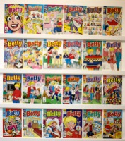 Betty       Lot Of 127 Books - Primary