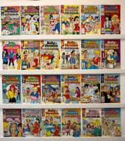 Betty & Veronica Spectacular   Lot Of 63 Books - Primary