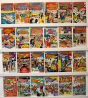 Archie At Riverdale High   Lot Of 27 Comics - Primary