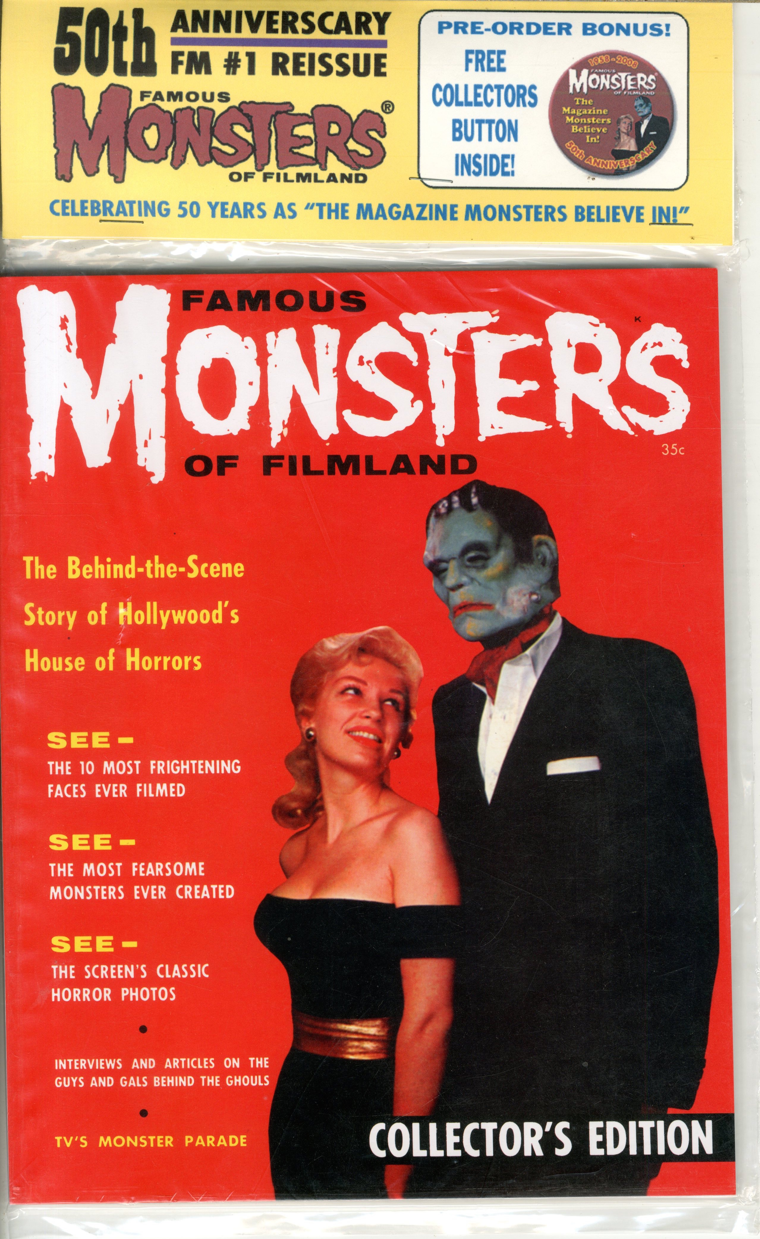 Famous Monsters Of Filmland - Primary