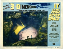 It Came From Outer Space  1953  Fine - Primary