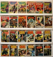 Our Fighting Forces    Lot Of 31 Comics - Primary