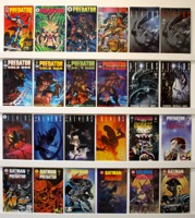 Alien & Predator      Lot Of 28 Books - Primary