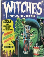 Witches Tales Vol 2 - Primary