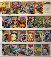 Alpha Flight      Lot Of  28 Books - Primary