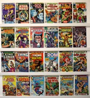 Marvel #1's      Lot Of 62 Books - Primary
