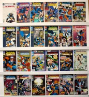 Deathstroke The Hunted/terminator   Lot Of 64 Books - Primary