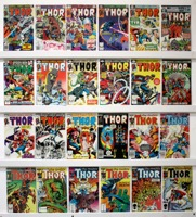 Thor     Lot Of 156 Books - Primary