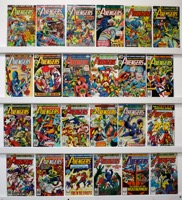 Avengers           Lot Of  82  Books - Primary