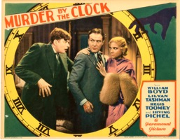 Murder By The Clock   1931 - Primary