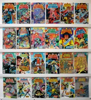 Batman And The Outsiders  Lot Of 33 - Primary
