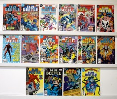 Blue Beetle      Lot Of 23  Comics - Primary