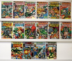 Super-villain Team-up     Lot Of 16 Books - Primary