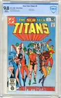 The New Teen Titans - Primary