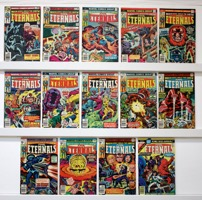 The Eternals     Lot Of 14 Books - Primary