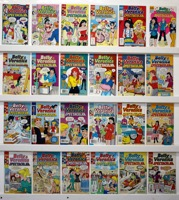 Betty And Veronica Spectacular    Lot Of 126 Books - Primary