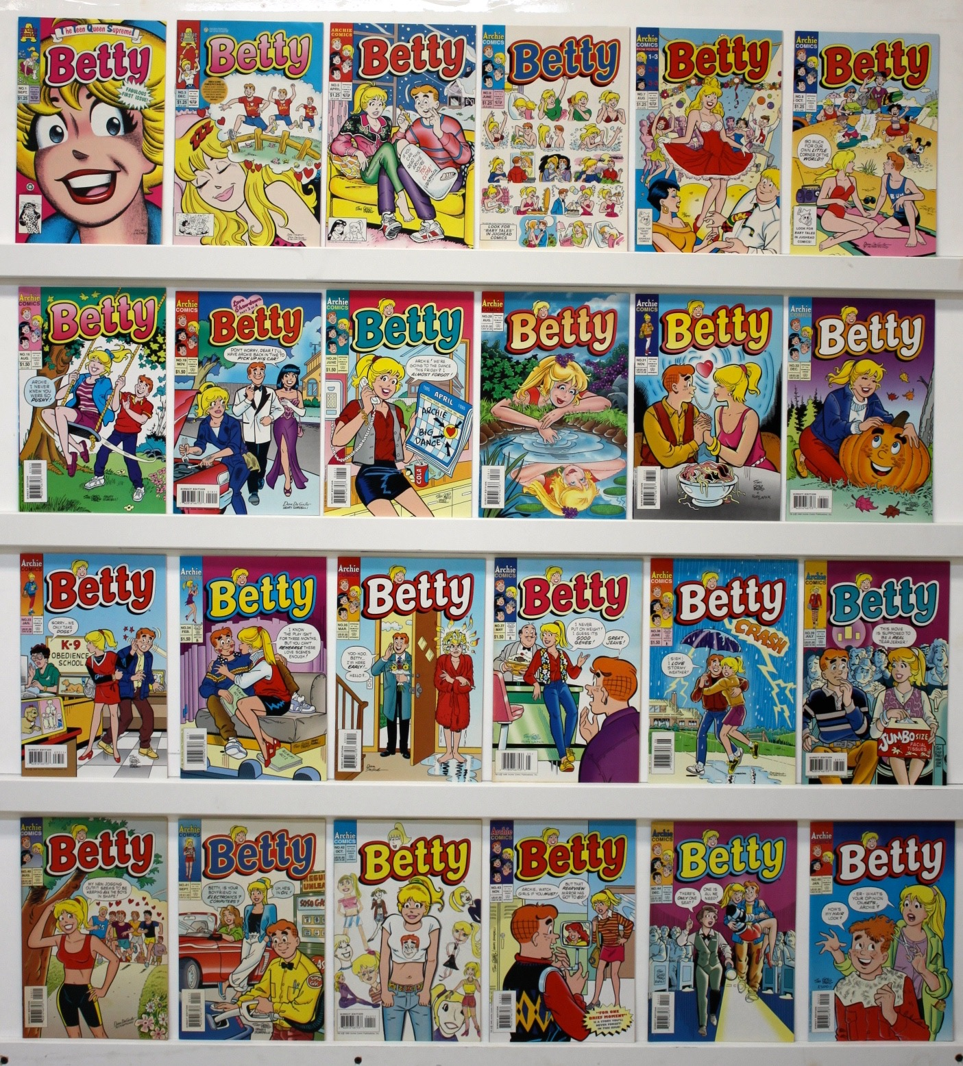 Betty    Lot Of 67 Books - Primary