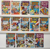 Betty's Diary     Lot Of 16 Books - Primary
