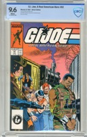G.i. Joe A Real American Hero - Primary