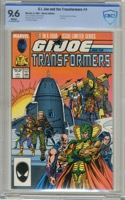 G.i. Joe And The Transformers - Primary