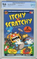 Itchy & Scratchy - Primary