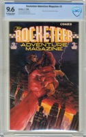 Rocketeer Adventure Magazine - Primary