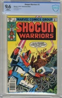 Shogun Warriors - Primary