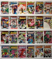 Avengers   Lot Of 65 Books - Primary
