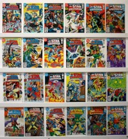 All Star Squadron    Lot Of 26 Comics - Primary