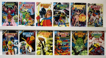 Camelot 3000   Lot Of 12 Comics - Primary