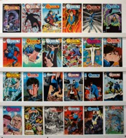 The Question    Lot Of 24 Comics - Primary