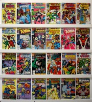 What If       Lot Of 36 Comics - Primary