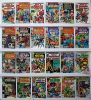 What If      Lot Of 47 Comics - Primary